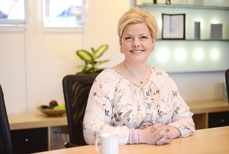 Camilla Hagström Lindh