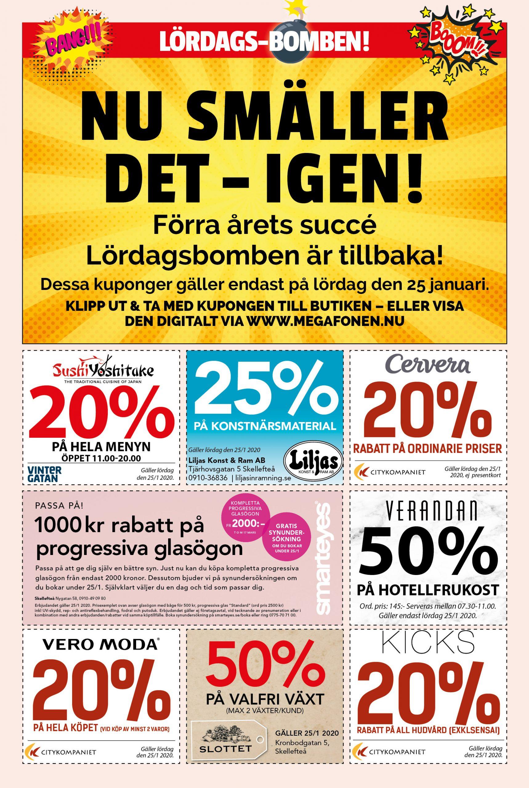 Upp till 70% på alla solglasögon SKHLM Skärholmen Centrum